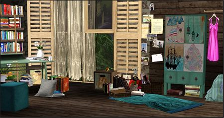 Sims 3 cabinet, furniture, objects