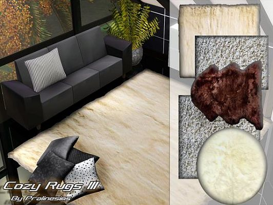Sims 3 rug, decor, objects, decoration