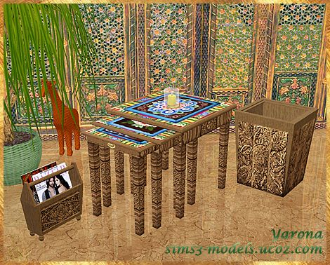 Sims 3 furniture, chair, object, decor