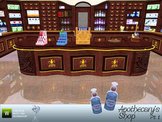Sims 3 pet, shop, objects, decor, meshes, furniture