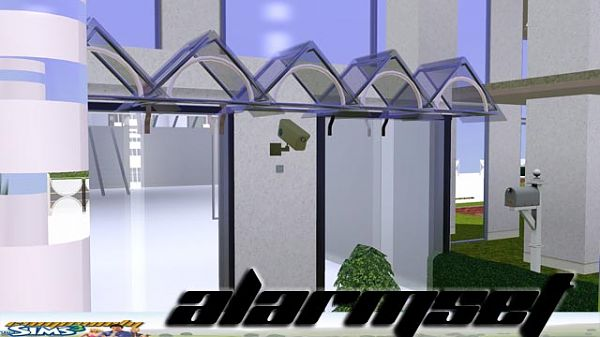Sims 3 objects, decor, bedroom, furniture, set, camera, car port