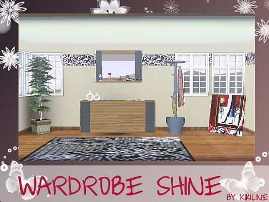 Sims 3 wardrobe, furniture, objects, decorative, IT equipement
