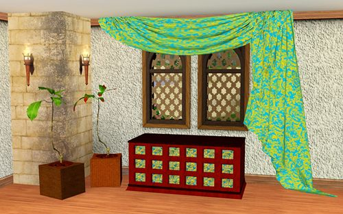 Sims 3 decorative, objects