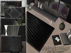 Sims 3 rug, decor, object