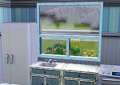 Sims 3 windows, house, build
