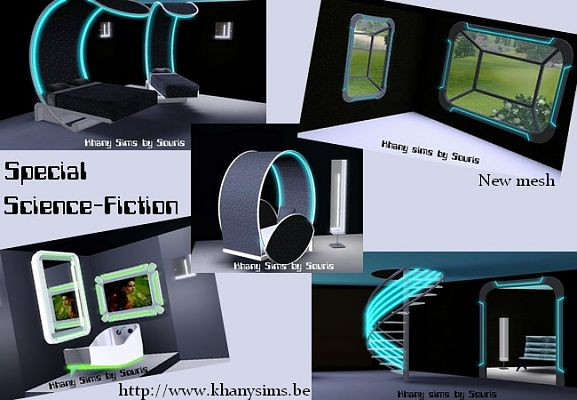 Sims 3 window, arch, space, future, build