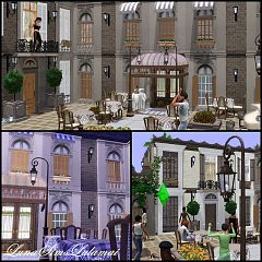 Sims 3 build, windows, doors, objects