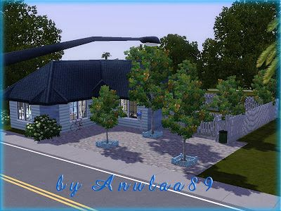 Sims 3 house, lot, residential, starter