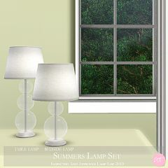 Sims 3 light, lighting, decor, sims3