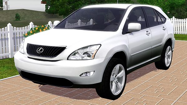 Sims 3 car, auto, vehicle, lexus