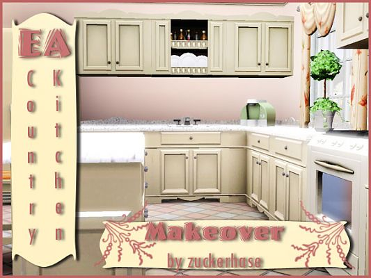 Sims 3 kitchen, furniture, objects, decor, recolors