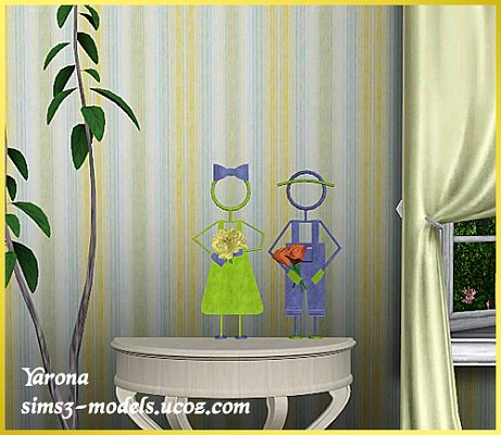 Sims 3 decor, decorations, objects
