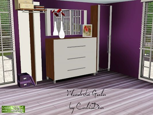 Sims 3 wardrobe, furniture, objects, decorative