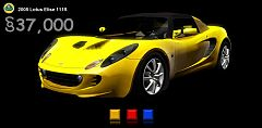 Sims 3 car, auto, vehicle, lancia, lotus