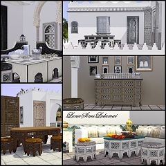 Sims 3 build, objects, doors, patterns