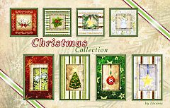 Sims 3 christams, painting, decor