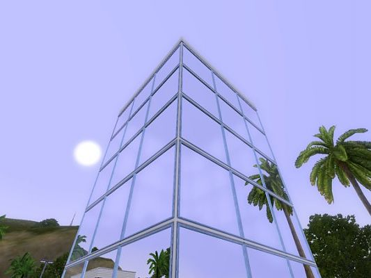 Sims 3 window, mirror, build
