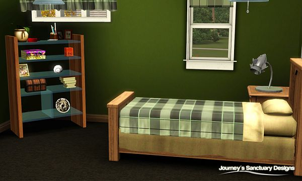 Sims 3 furniture, shelfs, decor
