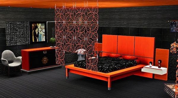 Sims 3 decor, decoration, objects, paintings, patterns