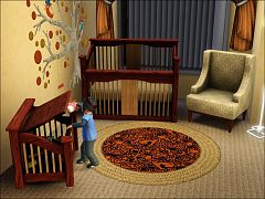 Sims 3  furniture, set, decor
