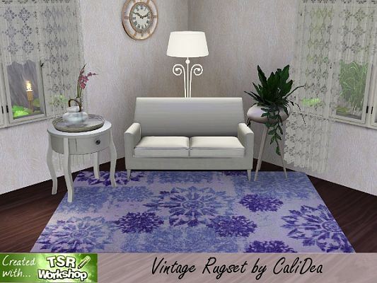 Sims 3 rug, rugs, decor, objects, carpets