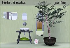 Sims 3 bathroom, furniture, objects, sims 3