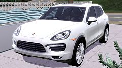 Sims 3 car, auto, vehicle, sims 3, porsche