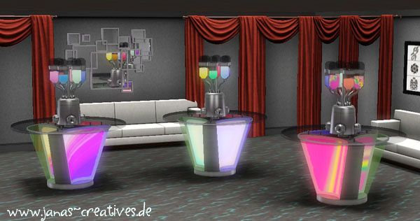 Sims 3 bar, furniture, object