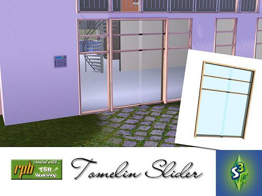 Sims 3 doors, build, objects