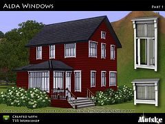 Sims 3 window, build