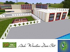 Sims 3 windows, doors, build, objecs