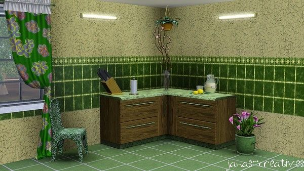 Sims 3 wall, pattern, set, wallpaper, tile