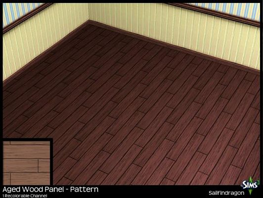 Sims 3 pattern, texture, wood