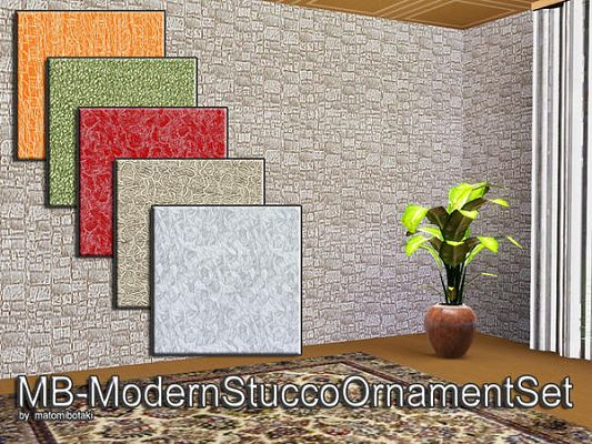 Sims 3 pattern, texture, sims 3, stucco