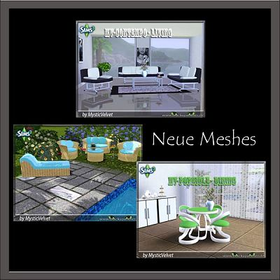 Sims 3 furniture, items, objects