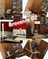 Sims 3 objects, decor, lights, lamps, sims 3