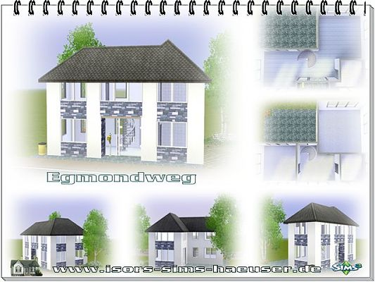 Sims 3 residential, lot, building, house