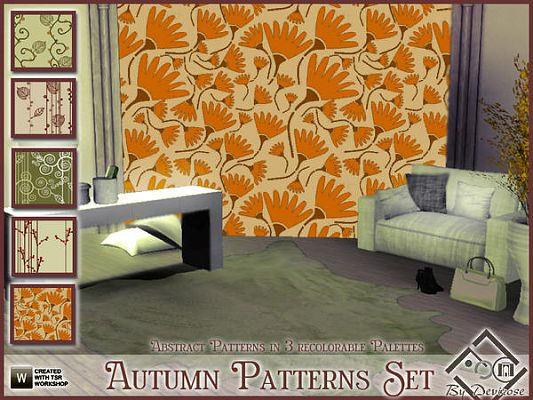 Sims 3 pattern, texture, sims 3