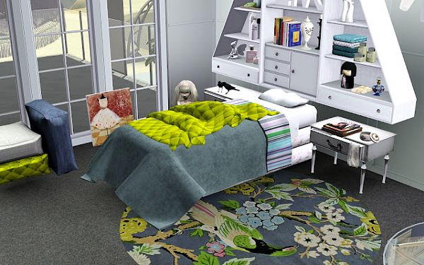 Sims 3 bedroom , furniture, objects, decor