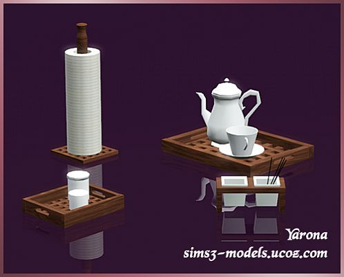 Sims 3 decor, objects, decoration