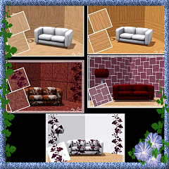 Sims 3 patterns, bathroom, objects