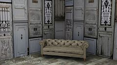Sims 3 wall, wallpapers, murals