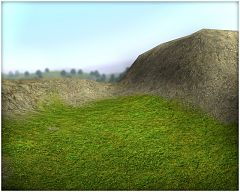 Sims 3 terrain, paints, grass
