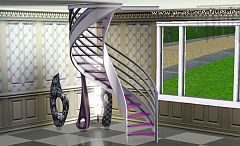Sims 3 stair, staircase, build