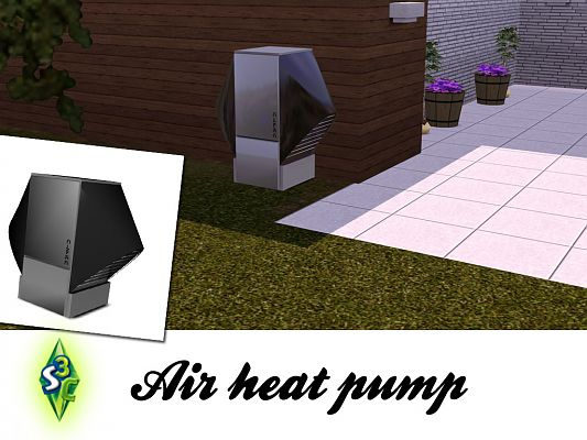 Sims 3 pump, air, heat