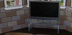 Sims 3 tv, screen, hdtv