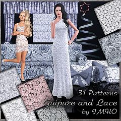 Sims 3 pattern, patterns, texture, lace