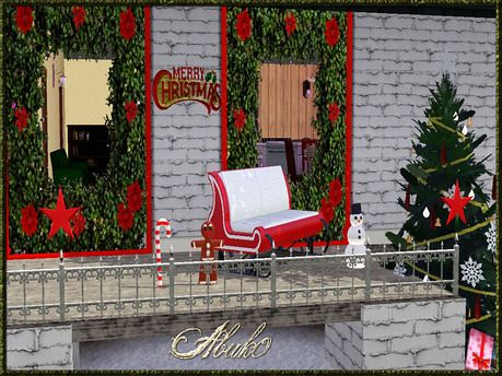 Sims 3 outdoor, garden, decor, objects