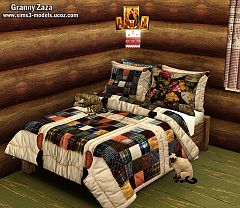Sims 3 decor, bedding, pillows, objects