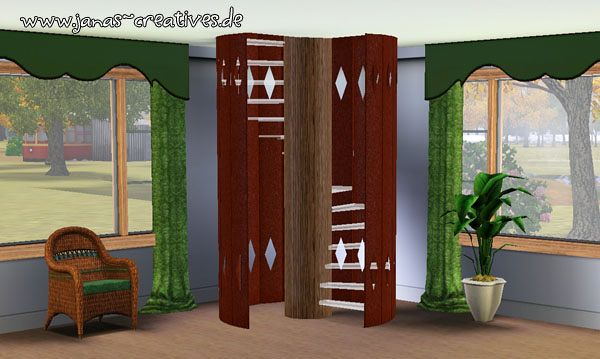 Sims 3 stairs, build, mesh